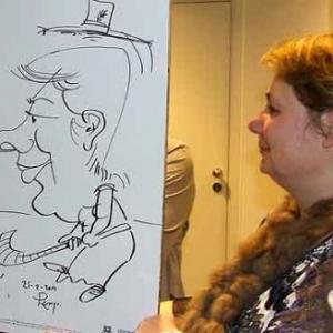 ING - caricature 8174