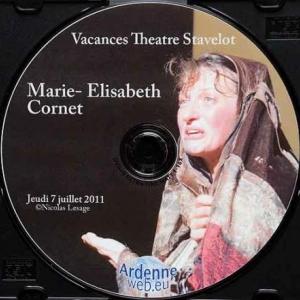 Marie- Elisabeth Cornet  DVD HR