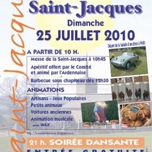 Foire de la Saint-Jacques