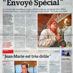 La Meuse - 1er dec 2011