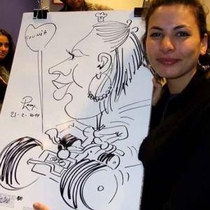 ING - caricature 8180
