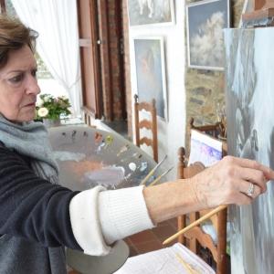 Noël Béni, la dernière oeuvre de Marie-Elise