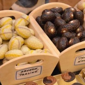 Oeufs de Paques en chocolat - 7436