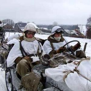 5648-Bihain Marche de la 83eme Division d Infanterie