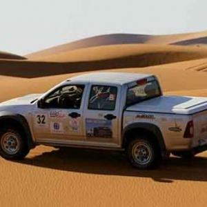 Le trophée roses des sables