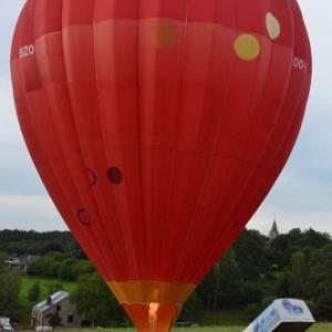 Vol en Montgolfiere en Belgique - 7841