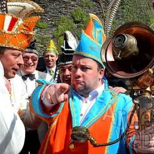 Popov 1er, prince carnaval 2019