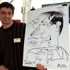 wellin caricature  2744