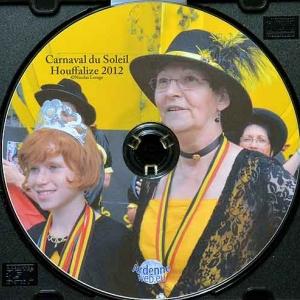Carnaval du Soleil DVD 2012