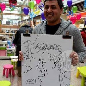 aAuchan caricature pour le carnaval du Luxembourg-6894