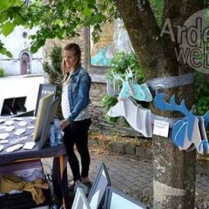 Achouffe, village des artistes 2017-photo 3735