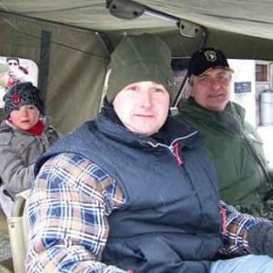 5623-Bihain Marche de la 83eme Division d Infanterie