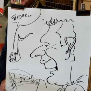 caricature JUMATT-6991