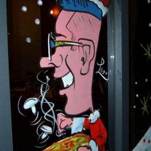 vitrine de Noel - photo 8545