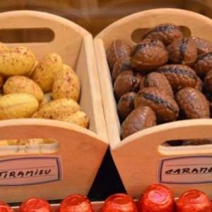 Oeufs de Paques en chocolat - 7431