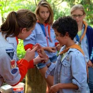 scouts et guides pluralistes de Spa