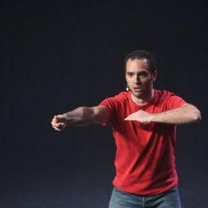 Karim Slama au Festival du Rire de Rochefort