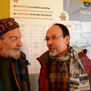 Bernard Magos et et Daniel Vanden Bosch