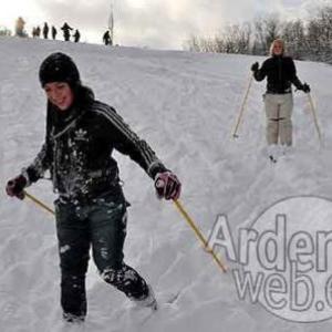 Ski en langlauf in de Ardennen