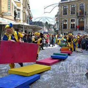 carnaval de La roche video 3
