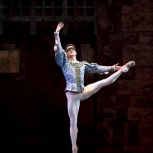 Federico Bonelli, Royal Ballet, Angleterre-Les Hivernales de la Danse LIEGE