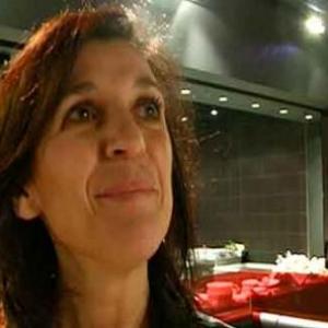 Helene Lamarre du Grand cafe de la gare-video
