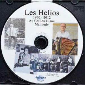 Les Helios DVD