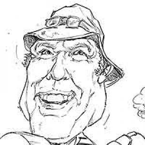 caricatures des sculpteurs