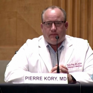 Dr Pierre Kory