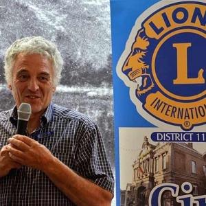 Philippe Cornet , membre Lions Club Ciney Condroz