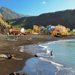 La Palma, aux Canaries