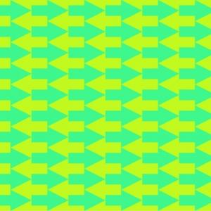 Illusions - Fleches bleues ouvertes © Cité Miroir