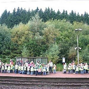Classes de mer 2009 – Ecole Saint-Joseph de Vielsalm