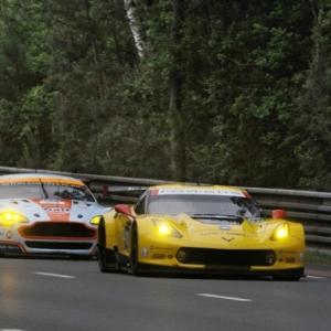24 Heures du Mans - Photos Patrick Davin