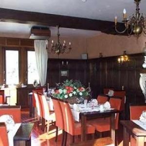 hotel restaurant l ermitage, houffalize