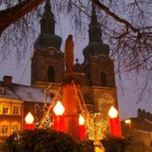 EUPEN Marktplatz (place du Marche)