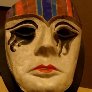 Masque venitien : comedia del  Arte