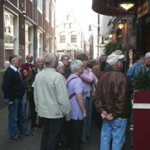 Amsterdam : quand la faim vous tenaille