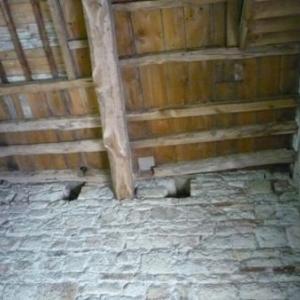 L'interieur de la tour du carillon
