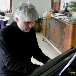 Denis Gabriel au piano