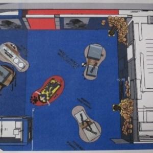 Un plan d'espace