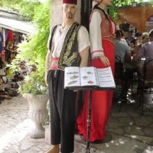 Les costumes typiques de Mostar