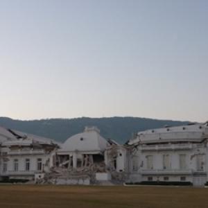 Le palais presidentiel