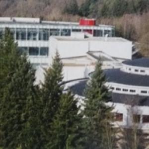 La station du barrage d'Eupen