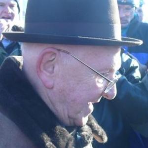 Ted Palluch, un des trois rescapes encore en vie