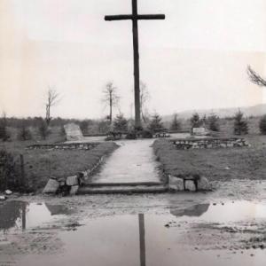 Le memorial de Baugnez ( Photo de F. Freches)