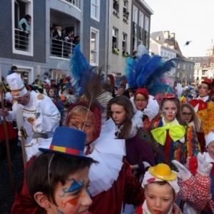 Cwarmè 2015       Dimanche de carnaval à Malmedy
