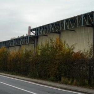 Des halls pour les ateliers et garages ...