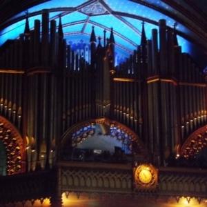 L'orgue et ses 7000 tuyaux