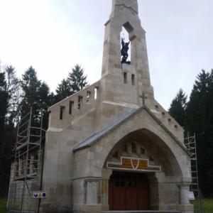La chapelle d' Haumont
